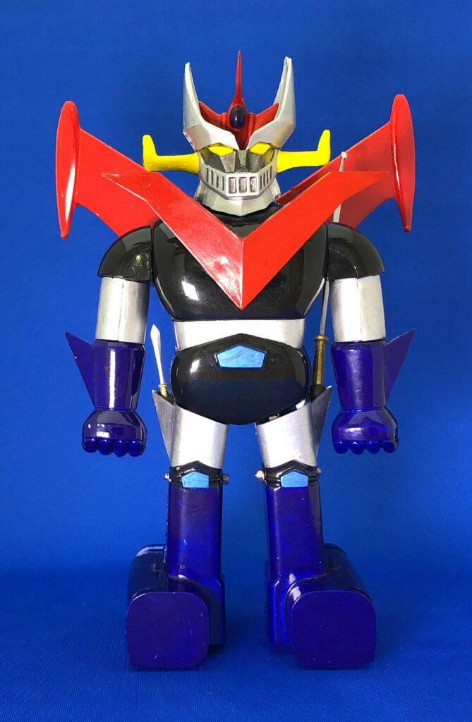 """Bandai """"Great Mazinger"""" resale plastic model"""
