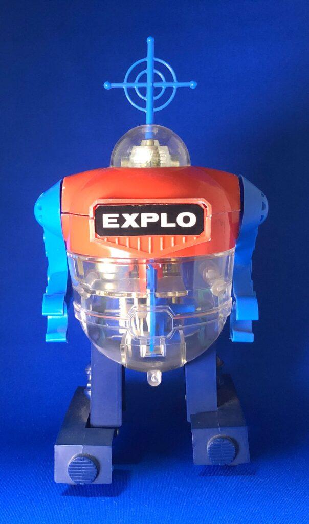 ダイナマイトロボ(EXPLOダイナマイト)
