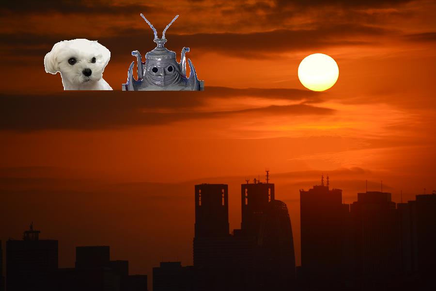 さらば東風力研究所!希望の空へとんで行け!